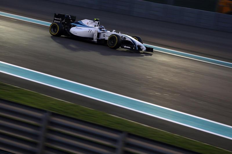 Test F1 Abu Dhabi: Bottas al top nella prima giornata
