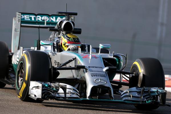 Test F1 Abu Dhabi, giorno 2: Mercedes con Wehrlein la migliore al mattino