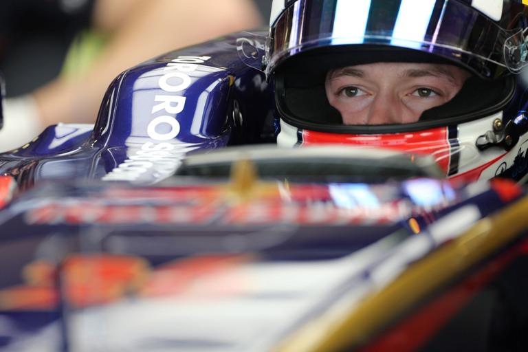 """Toro Rosso, Kvyat: """"Bellissima qualifica"""""""