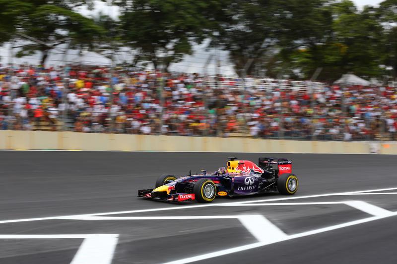 """Vettel: """"Un buon risultato per noi"""""""