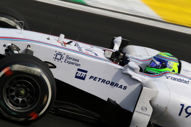 """Williams, Massa: """"La base è buona"""""""