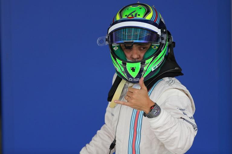 "Williams, Massa: ""Vorrei regalare un podio ai tifosi"""