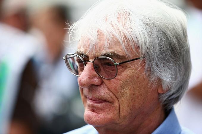 Bernie Ecclestone vuole tornare ai V10