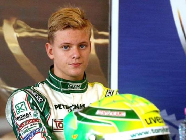 Il figlio di Michael Schumacher ha debuttato in monoposto