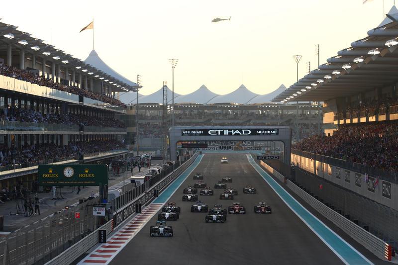 Calendario F1 2015: 21 gare, torna il GP Corea
