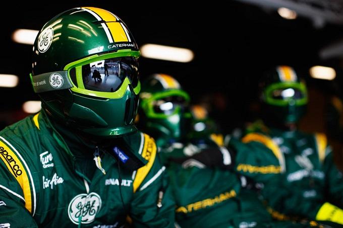 Caterham al via nel 2015 con i motori Renault 2014?
