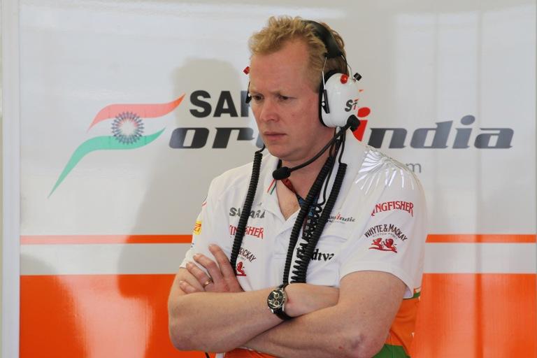 Force India a caccia della Williams
