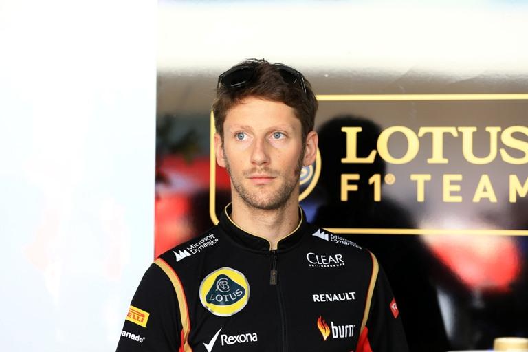 """Grosjean: """"Abbiamo un potenziale da podio"""""""