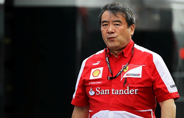 Hamashima lascia la Ferrari