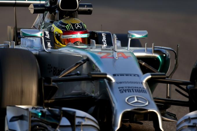 Mercedes: Wehrlein potrebbe girare nei venerdì dei Gran Premi nel 2015