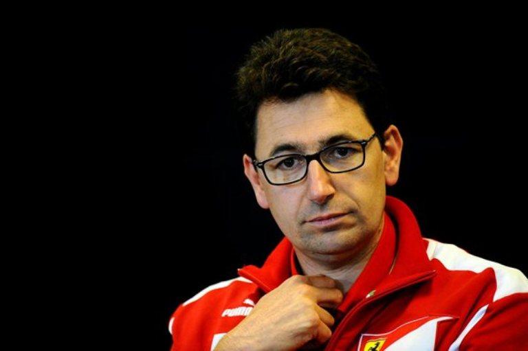 """Ferrari SF15-T, Binotto: """"La potenza è aumentata ma non abbastanza"""""""
