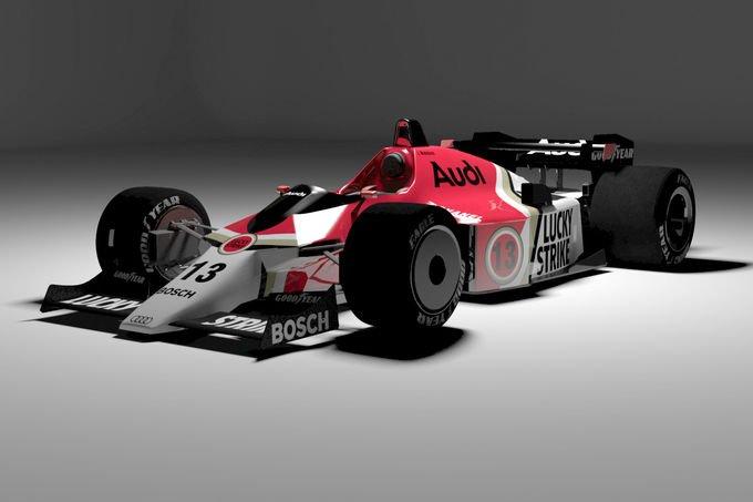 La F1 del futuro: 1200 cavalli, pneumatici più larghi e look aggressivo