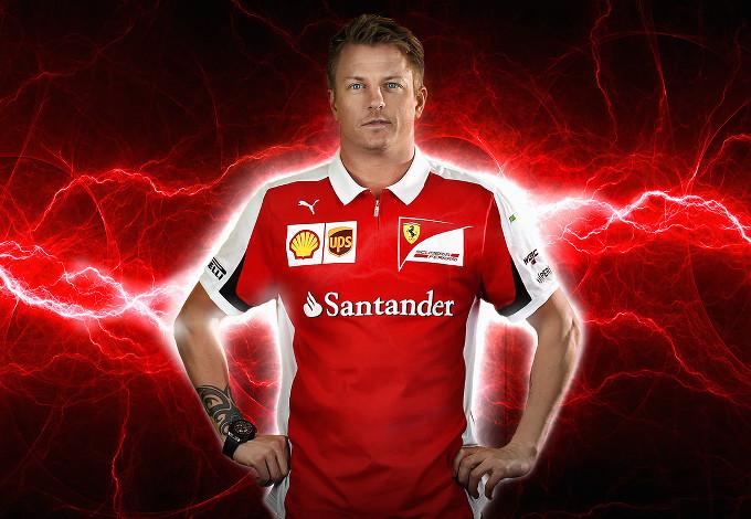 Ferrari: i colori del team per la stagione 2015 di Formula 1
