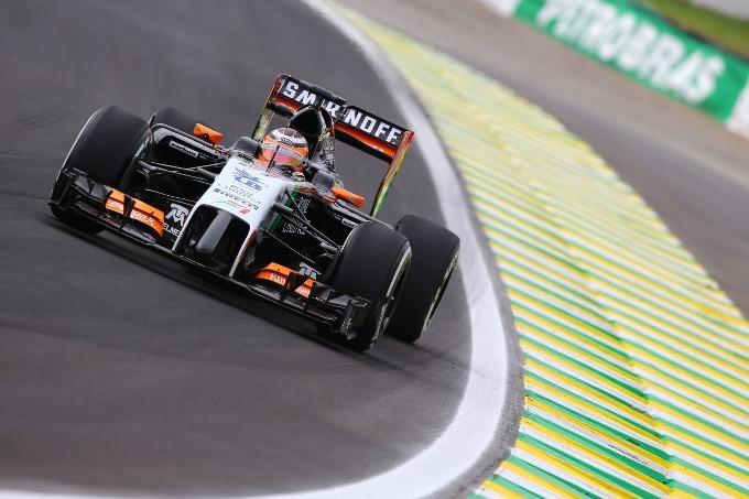 Nuova Force India VJM08: presentazione il 21 gennaio