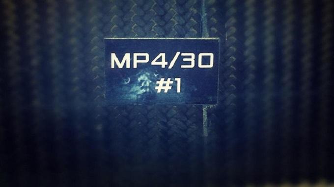 La McLaren nega che la MP4-30 scenderà in pista prima di Jerez