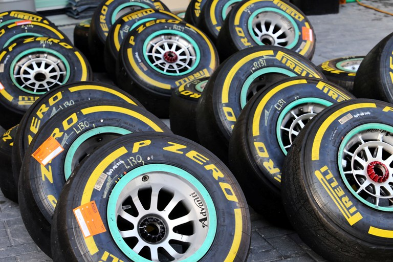 La Pirelli vuole una sessione di test sul bagnato
