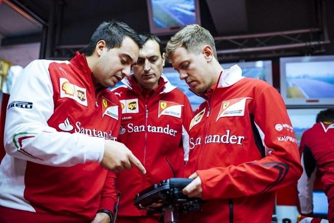 """Ferrari, Surtees promuove Vettel: """"Ha tanto entusiasmo"""""""