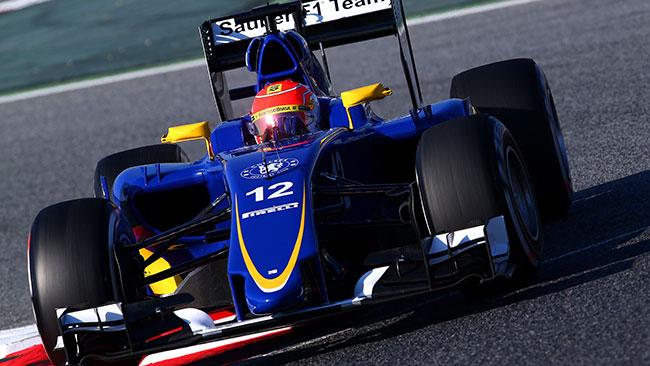 Sauber svela la line-up per i test di Barcellona 2