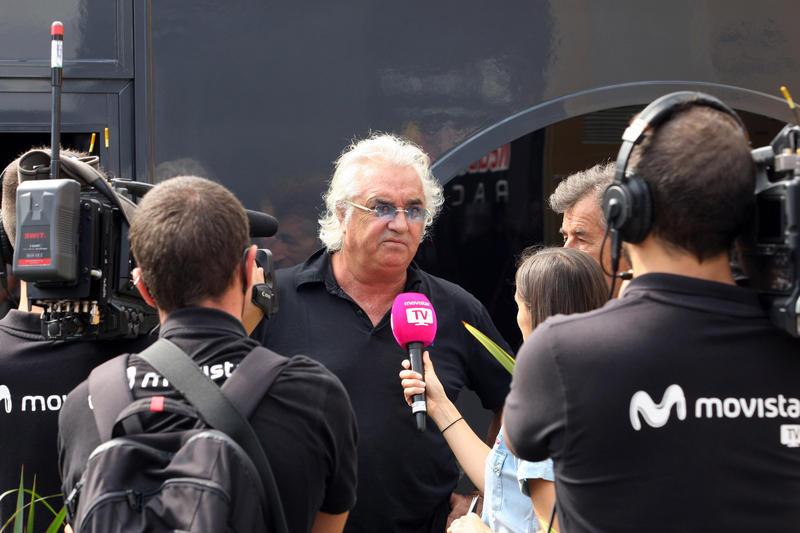 """Briatore: """"Giusto lo scambio Alonso-Vettel"""""""