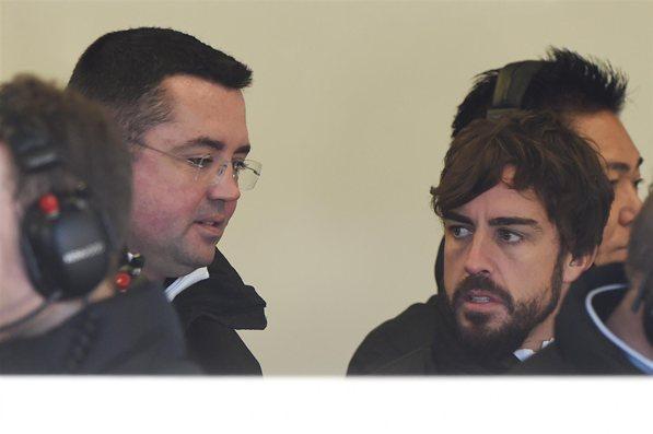 """Boullier: """"Fernando crede nel binomio Mclaren-Honda"""""""