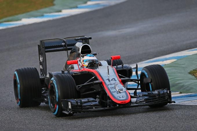 McLaren Honda: terza giornata di test a Jerez chiusa in anticipo per un problema alla power unit