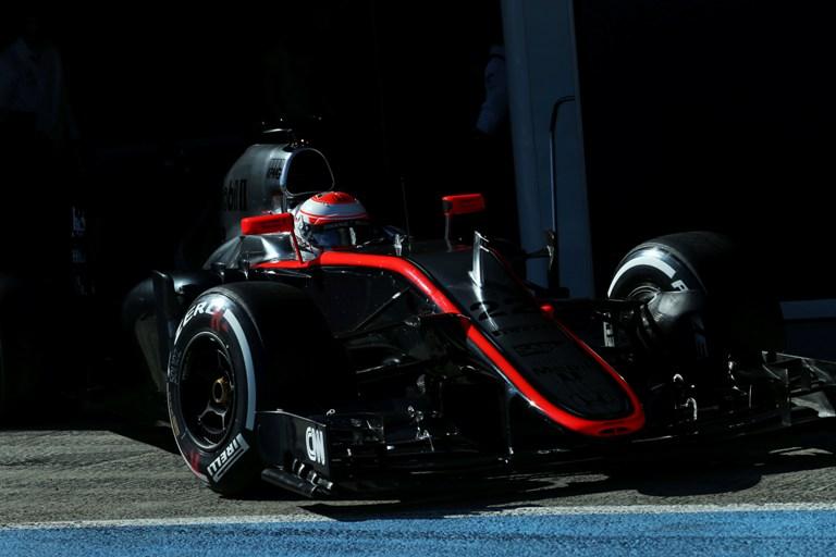 La McLaren rimanda a Barcellona