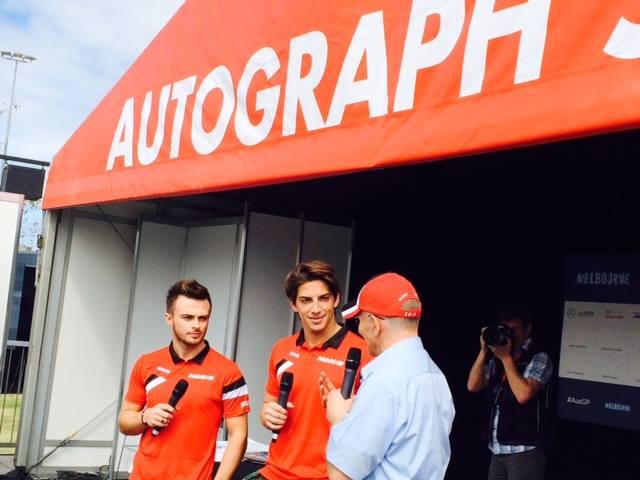 Manor rischia di saltare il GP d'Australia?