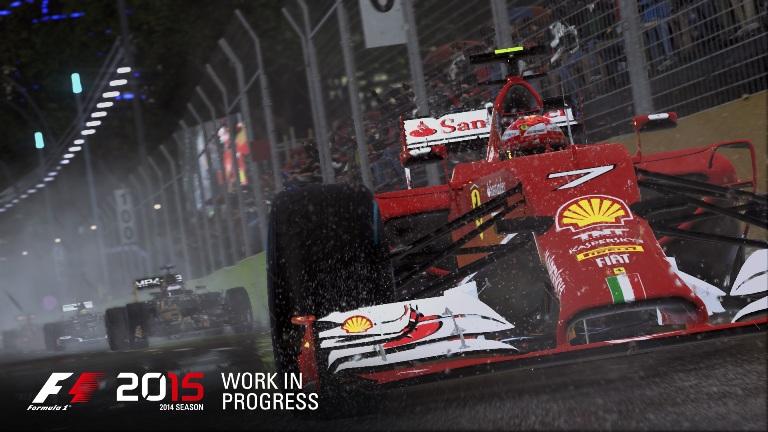 A giugno il nuovo videogioco della F1 sviluppato da Codemasters