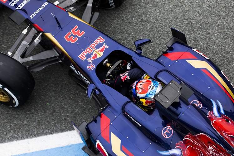 Andy Le Fleming firma per la Toro Rosso