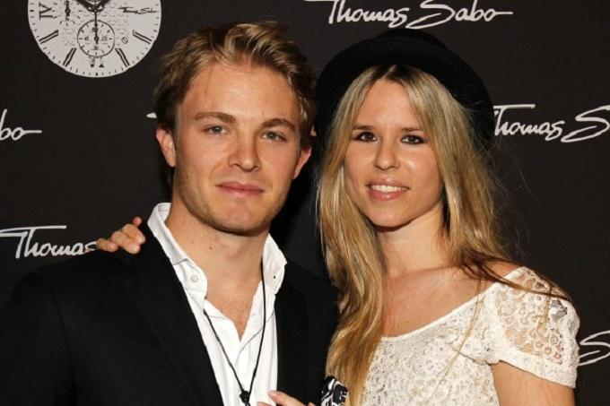 La moglie di Rosberg colpita da iperemesi gravidica