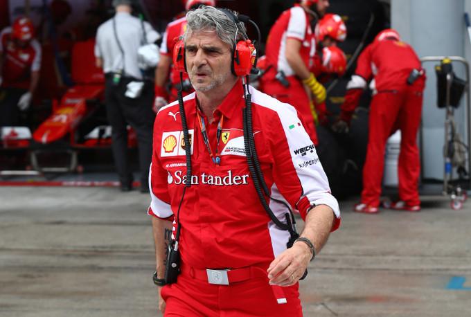 """Ferrari: Arrivabene, """"Sono parzialmente contento del risultato di oggi"""""""