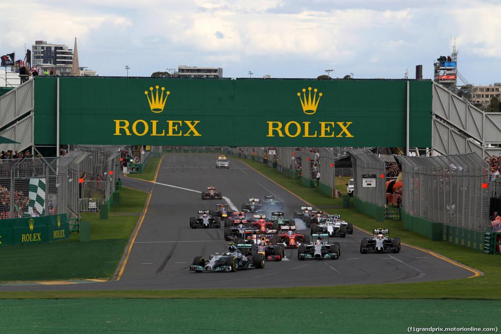 Gran Premio d'Australia 2015, Melbourne: Anteprima e Orari del Weekend