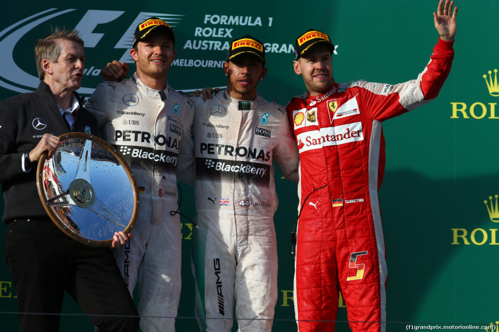 Le Pagelle del Gran Premio d'Australia