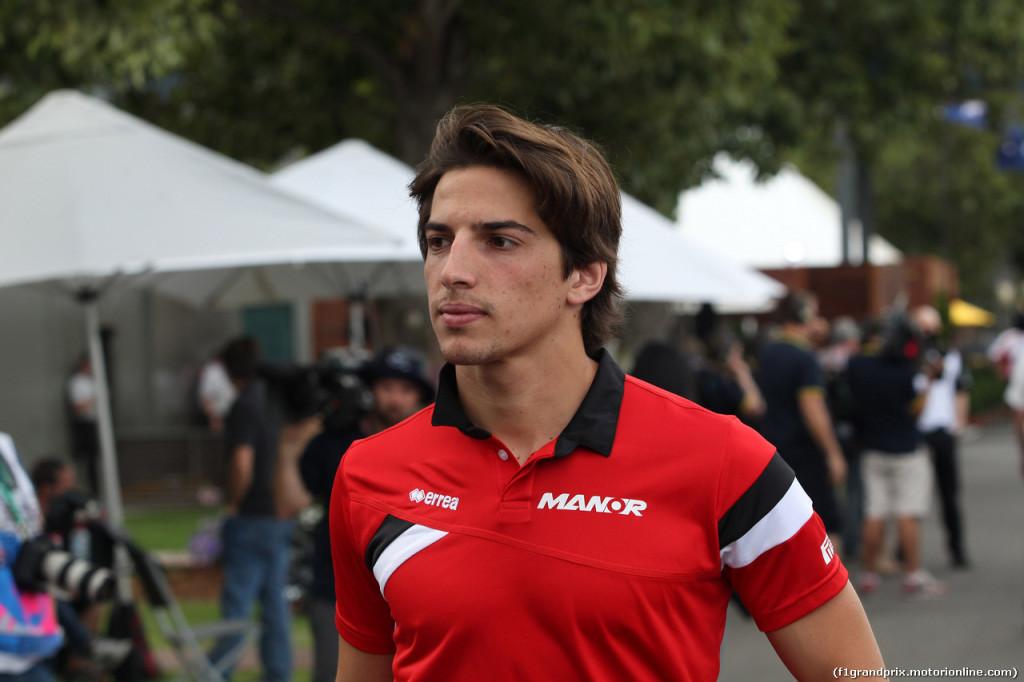 Manor conferma Roberto Merhi anche a Sepang