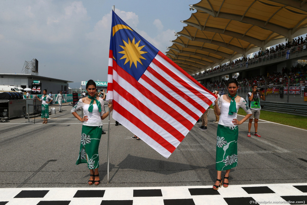 Gran Premio di Malesia, Anteprima FLASH: Meteo e Orari Aggiornati