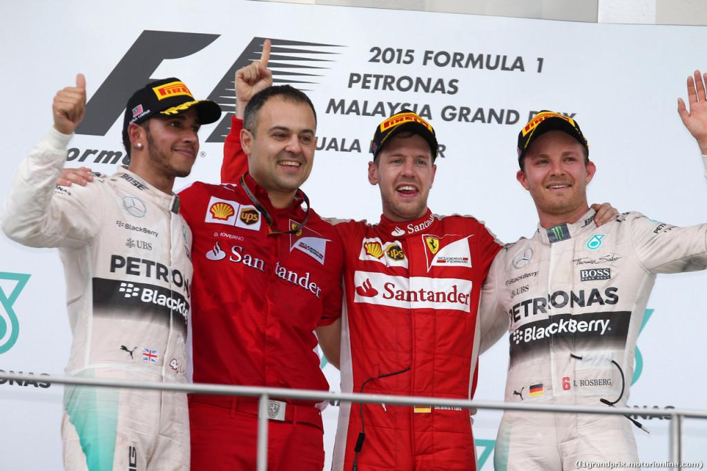 La Pagelle del Gran Premio di Malesia