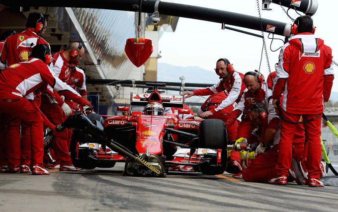 Ferrari: Vettel e Raikkonen pronti per la prima gara a Melbourne