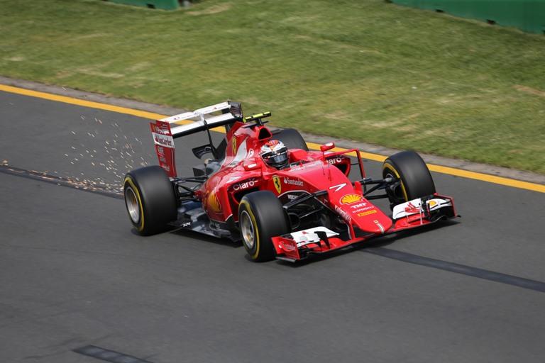 Nessuna punizione per la Ferrari