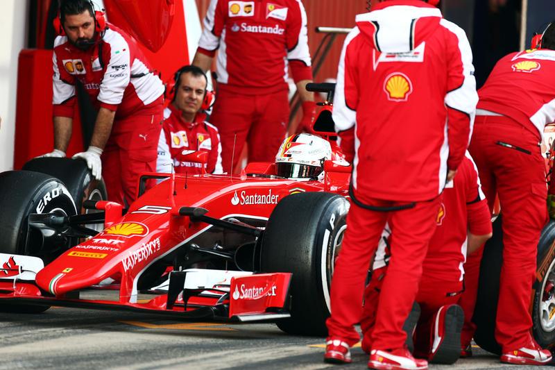 F1 2015: Ferrari in Australia con meno cavalli