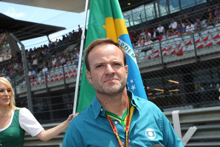 """Barrichello: """"Mi sono addormentato durante il Gp d'Australia"""""""