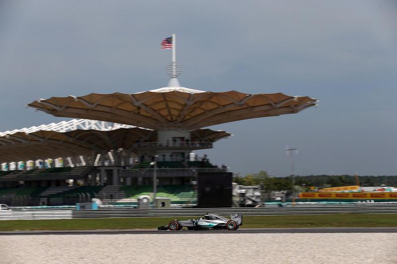 GP Malesia, Prove Libere 2: venerdì targato Hamilton