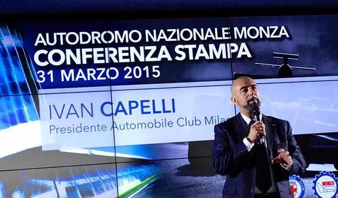 """GP d'Italia: Ivan Capelli su Monza, """"Con Ecclestone arriveremo sicuramente al dialogo"""""""