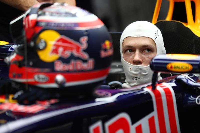 """Red Bull, Kvyat: """"Combattere per il fondo della top ten non è quello che vogliamo"""""""