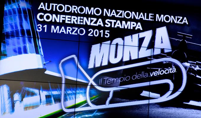Autodromo Monza: Calendario 2015 presentato ufficialmente [VIDEO]