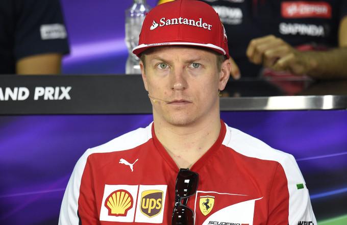 """Raikkonen: """"Vogliamo essere davanti ma non siamo ancora abbastanza veloci"""""""