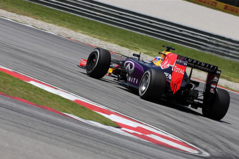 """Red Bull, Ricciardo: """"La seconda fila è un buon punto di partenza"""""""