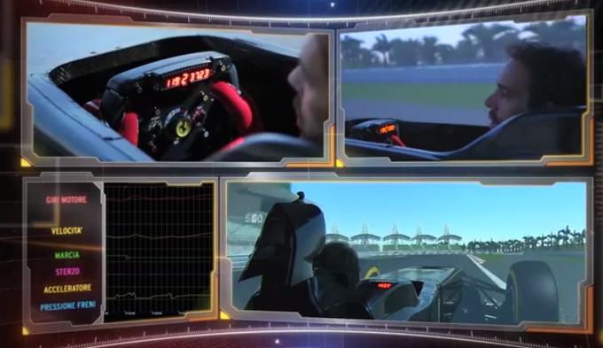 Gran Premio di Malesia: il circuito di Sepang al simulatore con Vergne [Video]