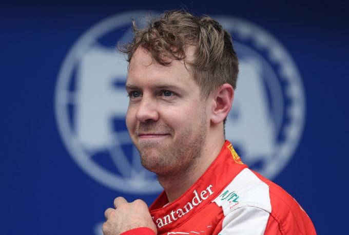 """Vettel: """"Ora dobbiamo rimanere con i piedi per terra"""""""