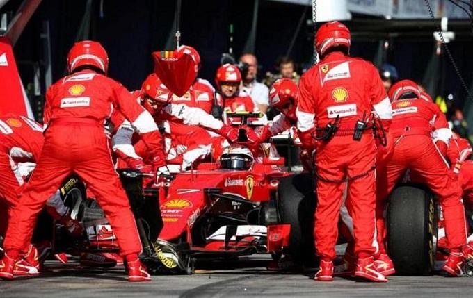 """Kimi Raikkonen: """"Ferrari da mondiale"""""""
