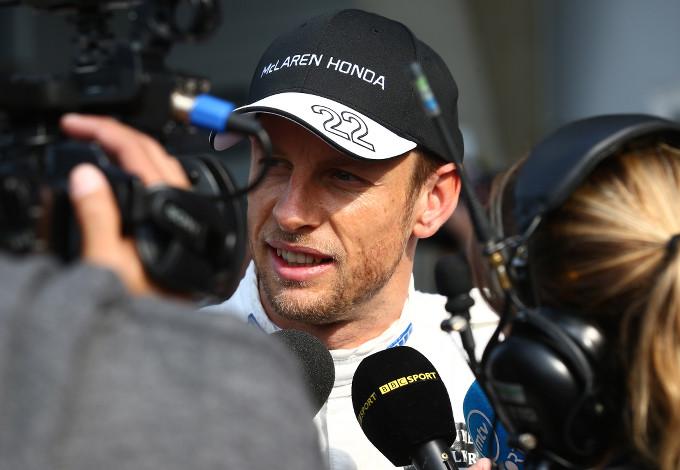 Gran Premio di Cina: penalizzazione per Button e Mehri